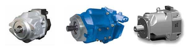pompe hidraulice cu pistoane axiale