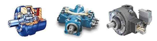 hydraulic radial piston pumps