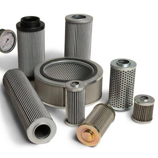 TFV hydraulic filters
