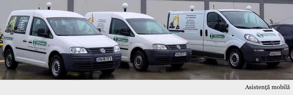 TFV Hidraulic - Asistenta mobila